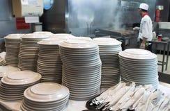 πιάτα Στοκ Φωτογραφία
