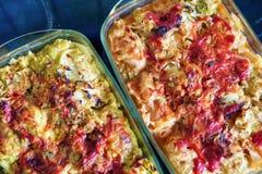 Πιάτα Sarmale, παραδοσιακή βαλκανική κουζίνα στοκ εικόνες με δικαίωμα ελεύθερης χρήσης