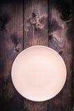 Πιάτο γευμάτων Στοκ Φωτογραφία