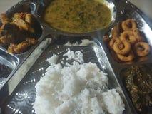 Πιάτο γεύματος στοκ φωτογραφία