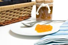πιάτο ζελατίνας Στοκ Φωτογραφία