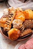 πιάτο κέικ Στοκ φωτογραφίες με δικαίωμα ελεύθερης χρήσης