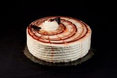 πιάτο κέικ Στοκ εικόνες με δικαίωμα ελεύθερης χρήσης