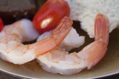 Πιάτο κόμματος των τροφίμων δάχτυλων Στοκ Εικόνα
