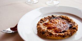 πιάτο μαρμελάδας επιδορ&pi Στοκ Φωτογραφίες