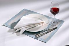 πιάτο μαχαιριών δικράνων Στοκ Φωτογραφίες