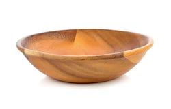 πιάτο ξύλινο Στοκ φωτογραφία με δικαίωμα ελεύθερης χρήσης