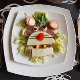 Πιάτο παιδιών ` s Στοκ Εικόνες