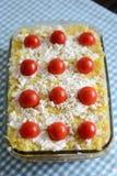 Πιάτο πατατών Στοκ Εικόνες