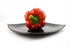 πιάτο πιπεριών Στοκ φωτογραφίες με δικαίωμα ελεύθερης χρήσης