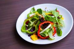 Πιάτο σαλάτας Στοκ Φωτογραφία