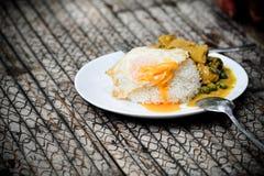 πιάτο Ταϊλανδός Στοκ φωτογραφίες με δικαίωμα ελεύθερης χρήσης