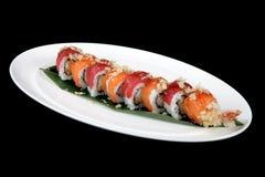 Πιάτο της ιαπωνικής κουζίνας Στοκ Εικόνες