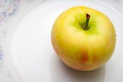 Πιάτο της Apple Στοκ φωτογραφία με δικαίωμα ελεύθερης χρήσης
