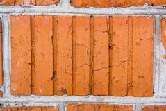 Πιάτο τούβλου Στοκ εικόνα με δικαίωμα ελεύθερης χρήσης