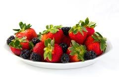 πιάτο υγιές Στοκ εικόνες με δικαίωμα ελεύθερης χρήσης