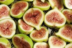 Πιάτο φρούτων σύκων στοκ φωτογραφίες με δικαίωμα ελεύθερης χρήσης