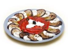πιάτο antipasti Στοκ εικόνα με δικαίωμα ελεύθερης χρήσης
