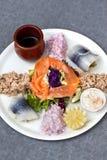 Πιάτο Fishe Στοκ Φωτογραφίες
