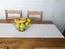 Πιατέλα φρούτων Στοκ Φωτογραφίες