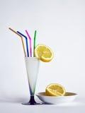 Πιείτε μια λεμονάδα Στοκ Φωτογραφίες