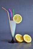 Πιείτε μια λεμονάδα Στοκ Εικόνα