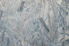 Πιεσμένη ξύλινη επιτροπή, άνευ ραφής σύσταση του προσανατολισμένου πίνακα σκελών Στοκ Φωτογραφία