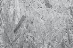 Πιεσμένη ξύλινη επιτροπή, άνευ ραφής σύσταση του προσανατολισμένου πίνακα σκελών Στοκ φωτογραφία με δικαίωμα ελεύθερης χρήσης