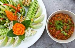 πικάντικα λαχανικά συρρα&ph Στοκ φωτογραφία με δικαίωμα ελεύθερης χρήσης