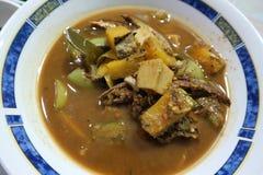 Πικάντικα νότια πιάτα στοκ φωτογραφία