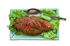 Πικάντικα τηγανισμένα τρόφιμα Στοκ Εικόνες