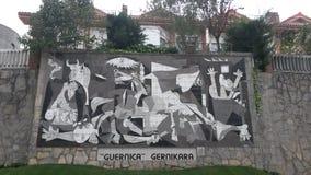 Πικάσο Gernica Στοκ εικόνα με δικαίωμα ελεύθερης χρήσης