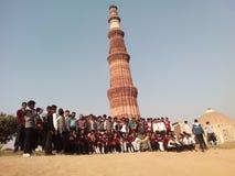 Πικ-νίκ στο Νέο Δελχί στοκ φωτογραφία με δικαίωμα ελεύθερης χρήσης