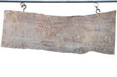 πινακίδα ξύλινη Στοκ Φωτογραφίες