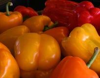 πιπέρια κουδουνιών Στοκ Φωτογραφίες