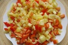πιπέρια Στοκ φωτογραφία με δικαίωμα ελεύθερης χρήσης