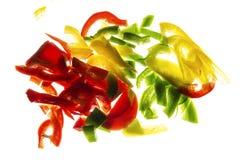 πιπέρια Στοκ Εικόνα