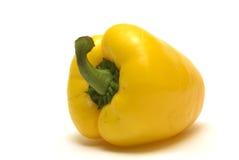 πιπέρι κίτρινο Στοκ φωτογραφία με δικαίωμα ελεύθερης χρήσης