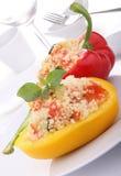 πιπέρι που γεμίζεται Στοκ εικόνα με δικαίωμα ελεύθερης χρήσης