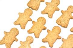 πιπερόριζα μπισκότων στοκ εικόνα
