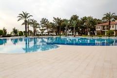 Πισίνα με καμία Στοκ φωτογραφία με δικαίωμα ελεύθερης χρήσης