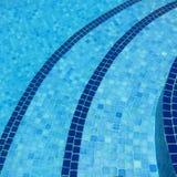 Πισίνα στενό σε επάνω στοκ εικόνες με δικαίωμα ελεύθερης χρήσης