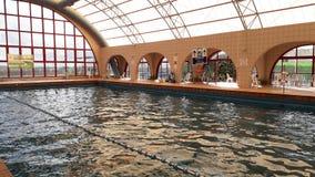 Πισίνα στοκ φωτογραφία