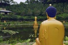 πιστεψτε στο βουδισμό Στοκ φωτογραφία με δικαίωμα ελεύθερης χρήσης