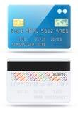 Πιστωτική κάρτα Στοκ φωτογραφίες με δικαίωμα ελεύθερης χρήσης