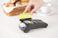 πιστωτικό καρτών Στοκ Εικόνα