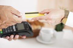 πιστωτικό καρτών Στοκ Εικόνες