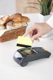 πιστωτικό καρτών Στοκ εικόνες με δικαίωμα ελεύθερης χρήσης