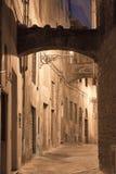 Πιστόια (Τοσκάνη, Ιταλία) Στοκ εικόνα με δικαίωμα ελεύθερης χρήσης