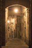 Πιστόια (Τοσκάνη, Ιταλία) Στοκ Φωτογραφία